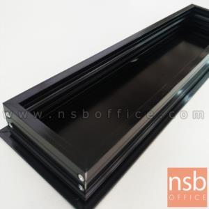 ฝาป็อบอัพอลูมิเนียมฝังหน้าโต๊ะ รุ่น Snapdragon (สแน็ปดรากอน) ขนาด 28W cm.