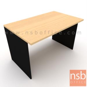 A05A143:โต๊ะประชุมตรง 75D cm.  ขนาด 80W ,120W ,150W ,180W ,210W cm.   เมลามีน