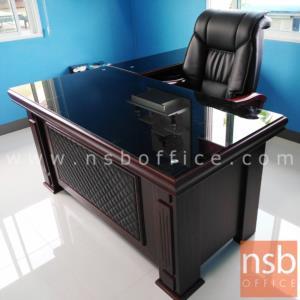 โต๊ะผู้บริหารตัวแอล รุ่น SV-FA ขนาด 160W ,180W cm.