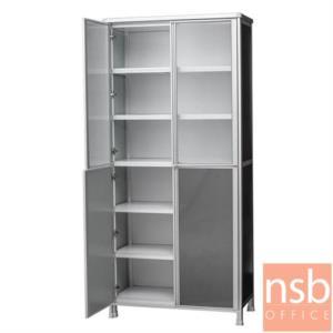 K09A014:ตู้ครัวอเนกประสงค์อลูมิเนียม กว้าง 92 cm.  รุ่น MPC-PM