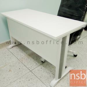A18A012:โต๊ะทำงาน  ขนาด 120W ,135W ,150W ,160W ,180W (60D, 75D, 80D) cm.  เมลามีน