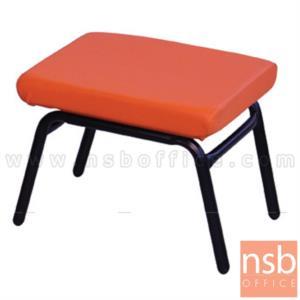 เก้าอี้อเนกประสงค์ รุ่น Magnus (แม็กนัส) ขนาด 39W*30D*32H cm. ขาเหล็ก