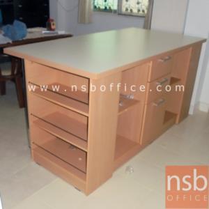 K03A017:โต๊ะกลางห้องครัว 180 ซม. รุ่น SR-TMB-1800