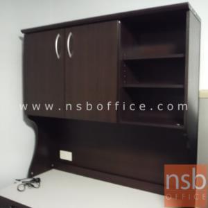 ชุดตู้ครัวหน้าเรียบ 120 cm ER-1022  พร้อมตู้แขวนลอย