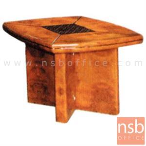B13A145:โต๊ะกลาง  รุ่น BC-CFF-1S ขนาด 60W cm. โครงไม้ตีโครง
