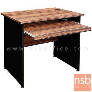 A33A064:โต๊ะคอมพิวเตอร์  รุ่น SP-WN168  ขนาด 80W cm. เมลามีน
